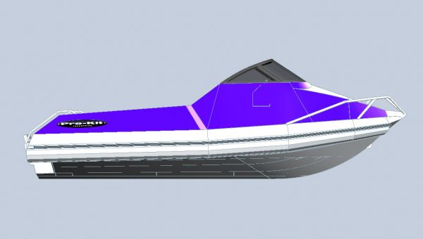 kitset pontoon design